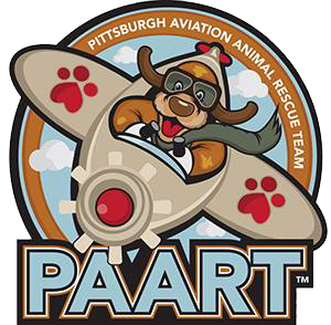 Pittsburgh Aviation Animal Rescue Team Logo